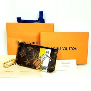 Louis Vuitton LIMTED Edition Groom Key Holder